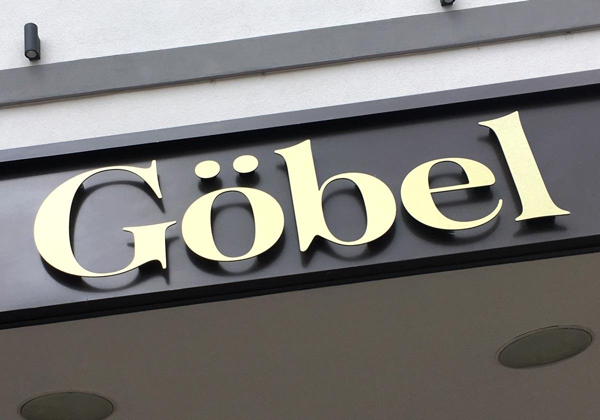 goebel-schriftzug